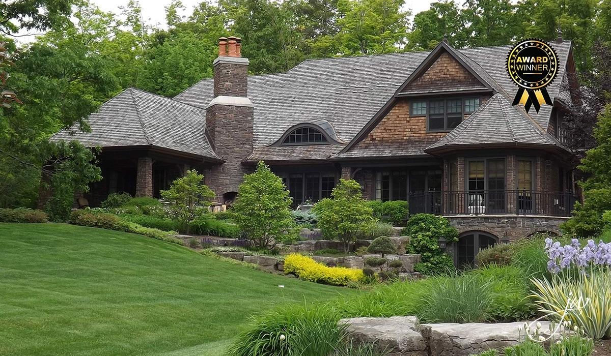 Custom estate williams residential design for Custom estate home plans